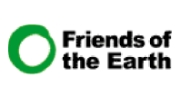 Logo for Friends fo the Earth
